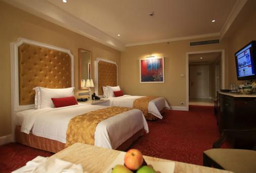 马可西姆酒店 - Pasay - 睡房