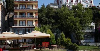 比于卡达舒适酒店 - 伊斯坦布尔 - 建筑