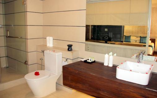 科伦坡罗克韦尔酒店 - 科伦坡 - 浴室