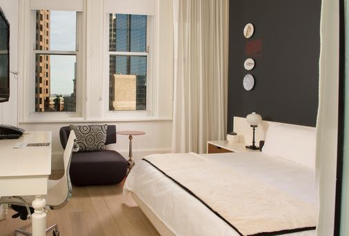 艾姆斯波士顿酒店 - 波士顿 - 睡房