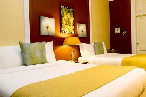 马雷洛宅邸旅馆 - 基韦斯特 - 睡房