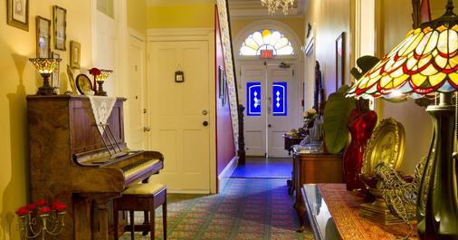马雷洛宅邸旅馆 - 基韦斯特 - 大厅