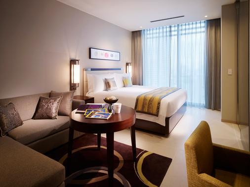 东京奥克伍德尊贵酒店 - 东京 - 睡房
