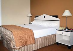 蓝色酒店 - 阿尔伯克基 - 睡房