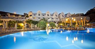 萨尔玛吉斯水疗度假酒店 - 博德鲁姆 - 游泳池