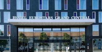 欧洲之星中央大酒店 - 慕尼黑 - 建筑