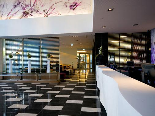 欧洲之星大中心酒店 - 慕尼黑 - 柜台