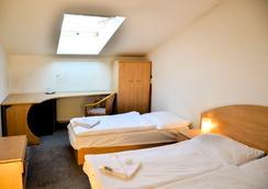 因托普拉格酒店 - 布拉格 - 睡房