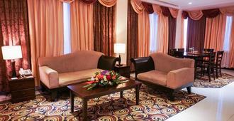 湾景公园酒店 - 马尼拉 - 客厅