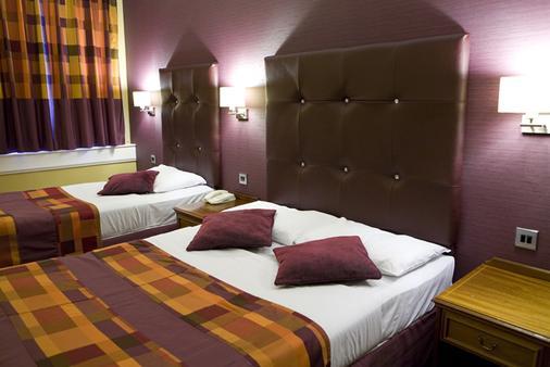 爱丁堡弗雷德里克大楼酒店 - 爱丁堡 - 睡房