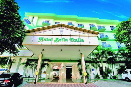 贝拉意大利酒店 - 伊瓜苏 - 建筑