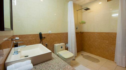 Igi 机场奥拉酒店 - 新德里 - 浴室