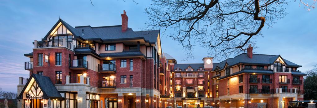 橡树湾海滩酒店 - Victoria - 建筑
