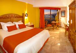 科帕卡巴纳海滩酒店 - 阿卡普尔科 - 睡房