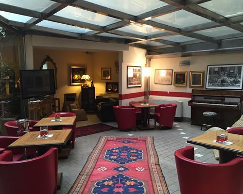 卡洛比欧酒店 - 米兰 - 休息厅