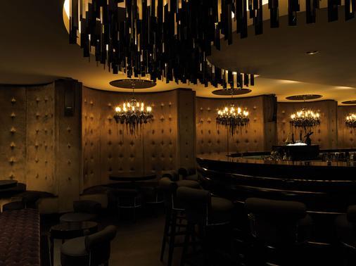 鲁蒙斯酒店 - 法兰克福 - 酒吧