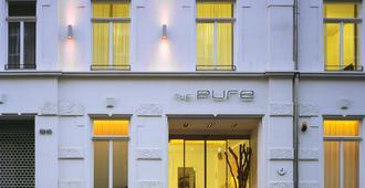 普尔酒店 - 法兰克福 - 建筑