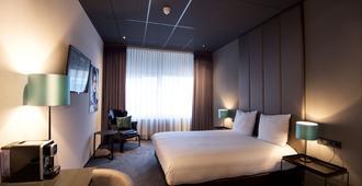 热风精品酒店 - 埃因霍温 - 睡房