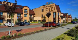 普利马维拉酒店及会议中心 - 比尔森 - 建筑