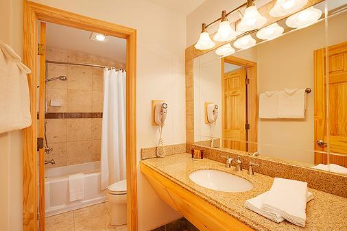 北欧小屋酒店 - 斯廷博特斯普林斯 - 浴室