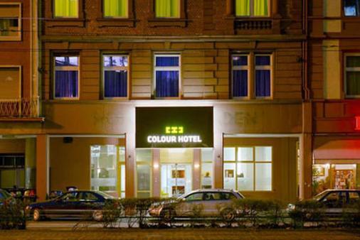彩色酒店 - 法兰克福 - 建筑