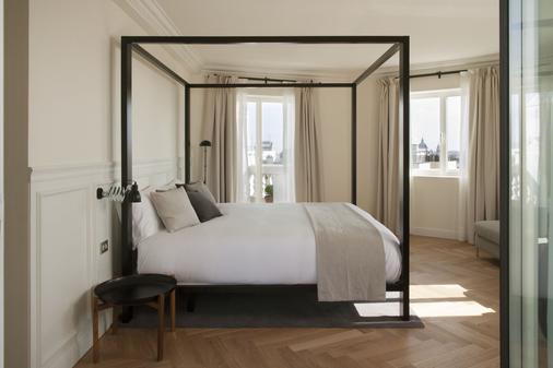 缤客 - 马德里迪尔酒店 - 马德里 - 睡房