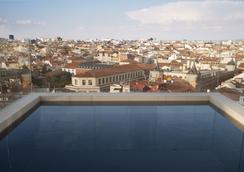 缤客 - 马德里迪尔酒店 - 马德里 - 游泳池