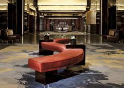 丽思卡尔顿酒店 - 香港 - 大厅