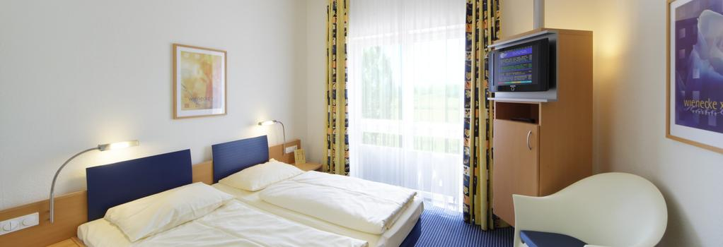 威恩奈科XL设计酒店&国会中心 - 汉诺威 - 建筑