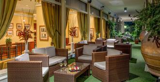 弗莱明大酒店 - 罗马 - 休息厅