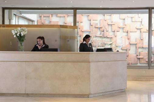 内鲁达酒店 - 圣地亚哥 - 柜台