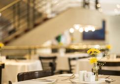 内鲁达酒店 - 圣地亚哥 - 餐馆