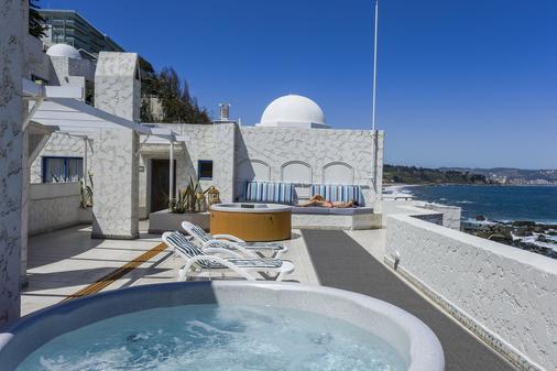 聂鲁达玛氏套房酒店 - 比尼亚德尔马 - 阳台