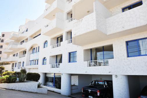 聂鲁达玛氏套房酒店 - 比尼亚德尔马 - 建筑