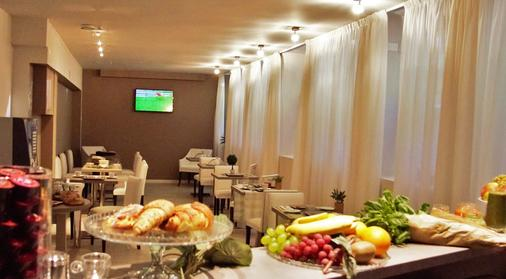 扎拉米兰酒店 - 米兰 - 自助餐