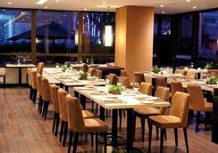 101公园别墅酒店 - 波哥大 - 餐馆