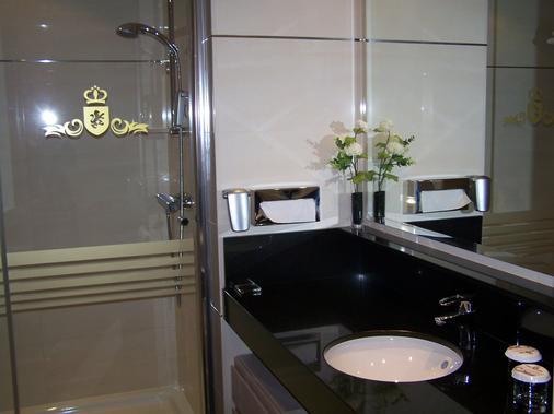华盛顿帕克索尔套房酒店 - 巴利亚多利德 - 浴室