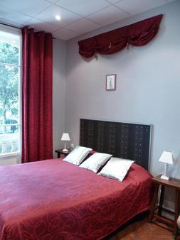 维克多雨果酒店 - 尼斯 - 睡房