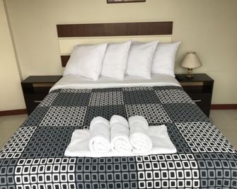 圣安东尼奥广场酒店 - 阿雷基帕 - 睡房
