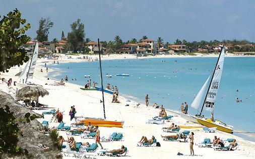 卡瓦玛俱乐部度假村 - 巴拉德罗 - 海滩