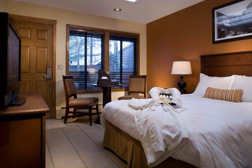 莫莉吉布森小屋酒店 - 阿斯潘 - 睡房