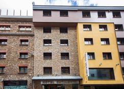 加泰罗尼亚滑雪酒店 - 帕斯底拉卡萨 - 建筑