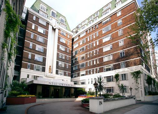 内尔格温切尔西公寓式酒店 - 伦敦 - 建筑