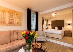 内尔格温切尔西公寓式酒店 - 伦敦 - 睡房