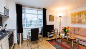 内尔格温切尔西公寓式酒店 - 伦敦 - 客厅