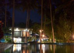 Suak Sumatera Resort - Sidomulyo - 建筑