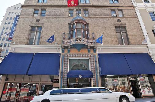 联合广场海军陆战队纪念俱乐部酒店 - 旧金山 - 建筑
