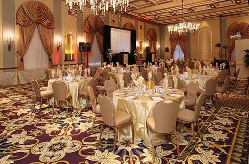 联合广场海军陆战队纪念俱乐部酒店 - 旧金山 - 宴会厅