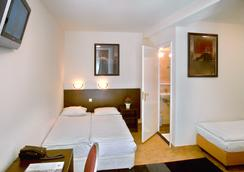 Hotel Alexander - 阿姆斯特丹 - 睡房