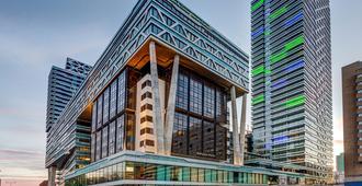 海牙巴比伦酒店 - 海牙 - 建筑